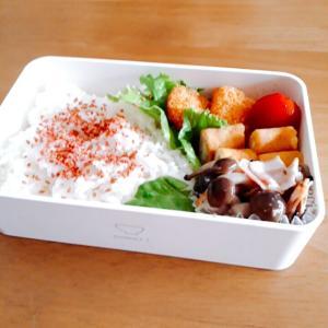 冷凍食品 白身魚フライ弁当