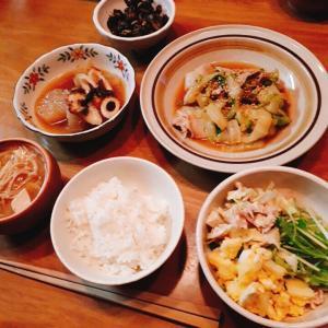 豚バラ白菜のコチュジャン味噌炒め