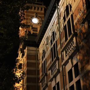 横浜の夜 EOS RP EF50mmF1.8