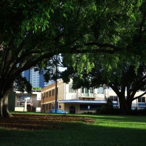 ブリスベンの街 オーストラリアの風景写真/Australia landscape photography