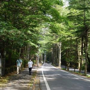 2020.8.29~30 軽井沢旅行 雲場池編