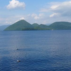 2021.827〜29 北海道旅行 洞爺湖 有珠山編