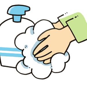 手荒れで皮膚科の受診増加!手洗い、消毒しすぎのせい?