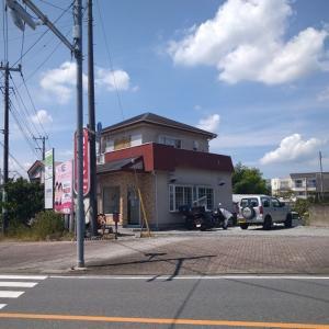 埼玉県東松山市 特一番 つけ麺大盛¥690