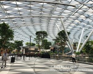 2019秋_3度目のシンガポール・・Canopy Bridge(キャノピーブリッジ)
