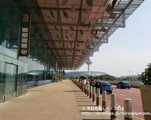 2019秋_3度目のシンガポール・・チャンギ空港で初めての自動チェックイン
