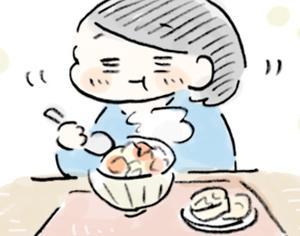 寒い朝には白菜たっぷりコンソメスープ