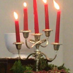 すべての人を照らす光 ~クリスマス礼拝~