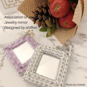 Jewelry mirror(ジュエリーミラー)レッスンのご案内