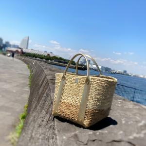 夏にオススメ♡ジュエリーバッグプラストートバッグ