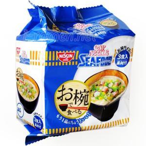 No.6516 日清食品 お椀で食べるカップヌードルシーフード