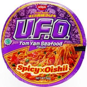 No.6519 Nissin Foods (Singapore) U.F.O. Tom Yam Seafood Flavour