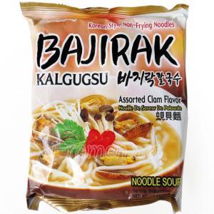No.6522 Samyang Fodos (South Korea) Bajirak Kalgugsu Assorted Clam Flavour