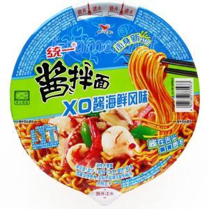 No.6523 统一企业 (China) 酱拌面 XO酱海鲜风味