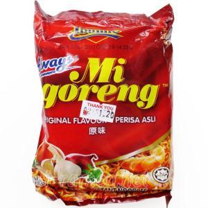 No.6535 Ibumie (Malaysia) Always Mi Goreng Original Flavour