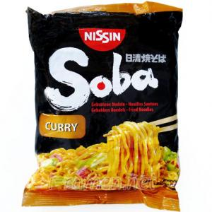 No.6538 Nissin Foods (Germany) Nissin Soba Curry