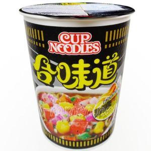 No.6541 Nissin Food (Hong Kong) 合味道 黒胡椒蟹味