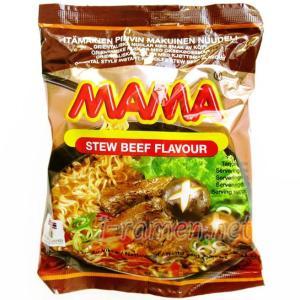 No.6546 MAMA (Thailand) Stew Beef Flavour