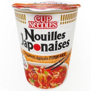 No.6550 Nissin Foods (Germany) Cup Noodles Légumes Épicés PIRIKARA