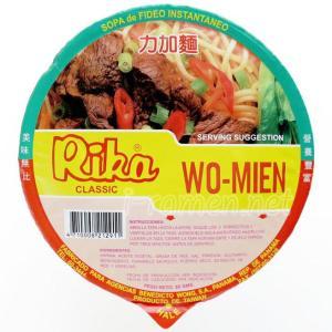 No.6554 味王 (Taiwan) 力加麵 Rika Classic Wo-Mien Cup