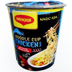 No.6565 Maggi (Swiss)  Magic Asia Chicken Taste w. Black Pepper & Chili