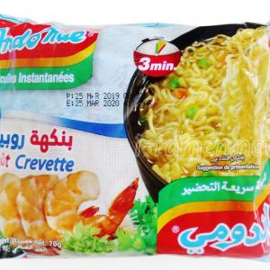 No.6695 Indomie (Morocco) Goût Crevette