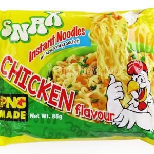 No.6709 Snax (Papua New Guinea) Chicken Flavour
