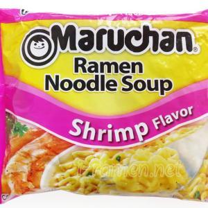 No.6713 Maruchan Ramen (USA) Shrimp Flavor