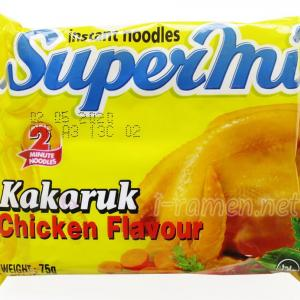No.6725 Supermi (Indonesia) Kakaruk Chicken Flavour (PNG向け)