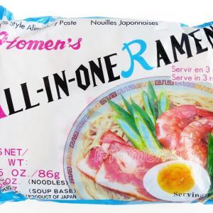 No.6729 イトメン All-In-One Ramen (タヒチ向け)
