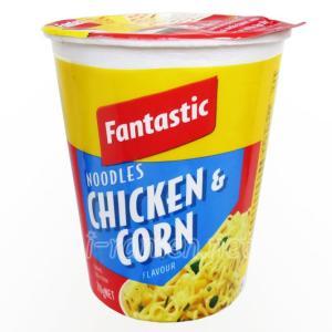 No.6744 Fantastic (Australia) Chicken & Corn Flavour