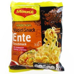 No.6745 Maggi (Germany) Magic Asia Nudel Snack Ente Geschmack