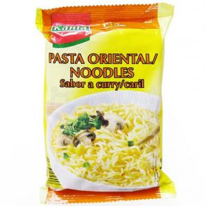 No.6763 Lidl (Germany) Kania Pasta Oriental Noodles Sabor a Curry
