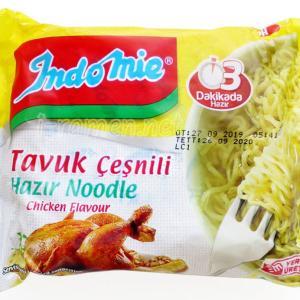 No.6765 Indomie (Turkey) Çeşnili Hazir Noodle