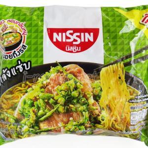 No.6766 Nissin Foods (Thailand) Leng Sabb Flavour Bag Type
