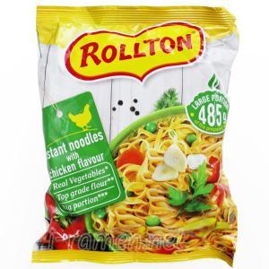 No.6770 Rollton (Ukraine) Instant Noodles Chicken Flavour Large Portion