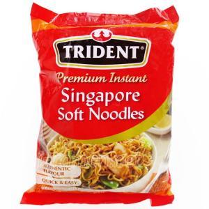 No.6771 Trident (Australia) Premium Instant Singapore Soft Noodles