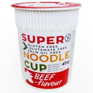 No.6773 Stahlberg (Sweden) Super Gluten Free Noodle Cup Beef Flavour