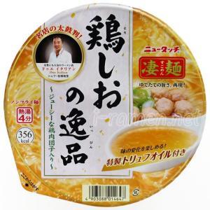 No.6789 ヤマダイ ニュータッチ 凄麺 鶏しおの逸品