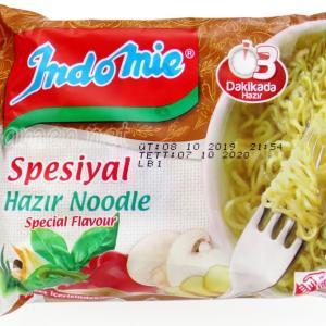 No.6790 Indomie (Turkey) Spesiyal Hazir Noodle