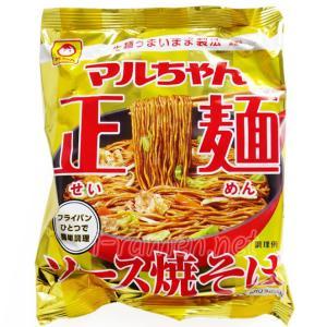 No.6791 マルちゃん正麺 ソース焼そば