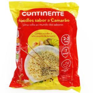 No.6792 Continente (Portugal) Noodles sabor a Camarão