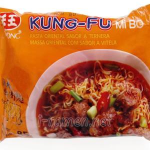 No.6815 味王 (Taiwan) Kung-Fu Mì Bò