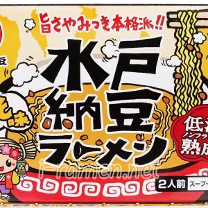 No.6978 だるま食品 水戸納豆ラーメン みそ味