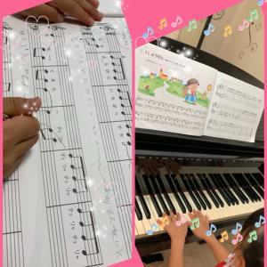 木曜日はピアノへ出かけ〜♪( ´θ`)