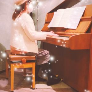 piano bar♪デビュー☆