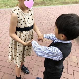 結婚式参列♡