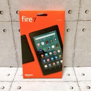 Amazon fire7タブレット当選しました!!!!!!