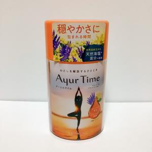 バスクリーン アーユルタイム ラベンダー&イランイランの香り