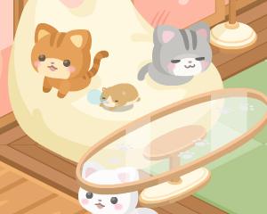 猫カフェに迷い込んだ日
